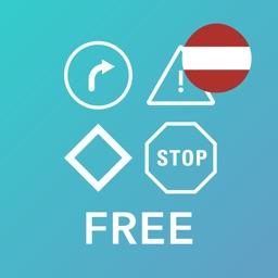 Traffic Signs Austria 2016 / 2017