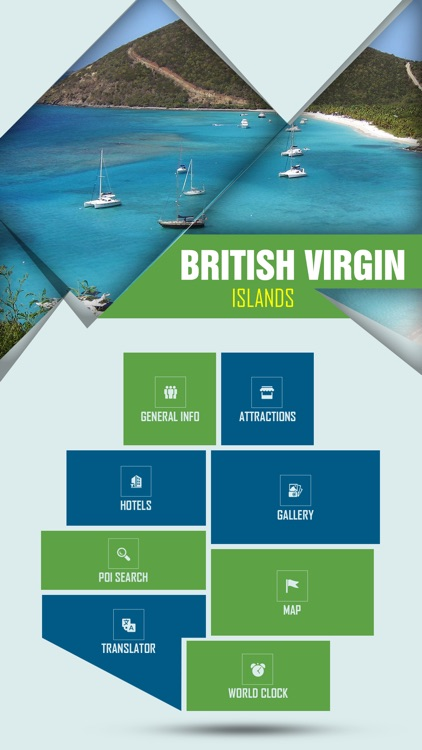Tourism British Virgin Islands screenshot-1