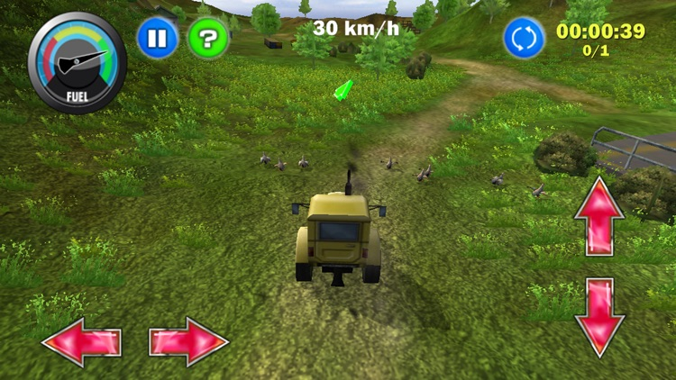 Tractor: More Farm Driving - Country Challenge 2.0 screenshot-4