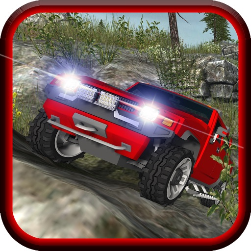Off-Road 4x4 Vigo Jeep Driving Sim-ulator 2017 iOS App