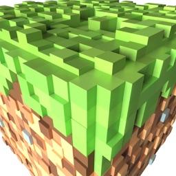 Pixel Block Survival Craft