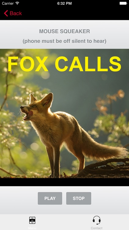 Predator Calls for Fox Hunting & Predator Hunting