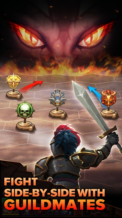Heroes Tactics : PvP Strategy Game