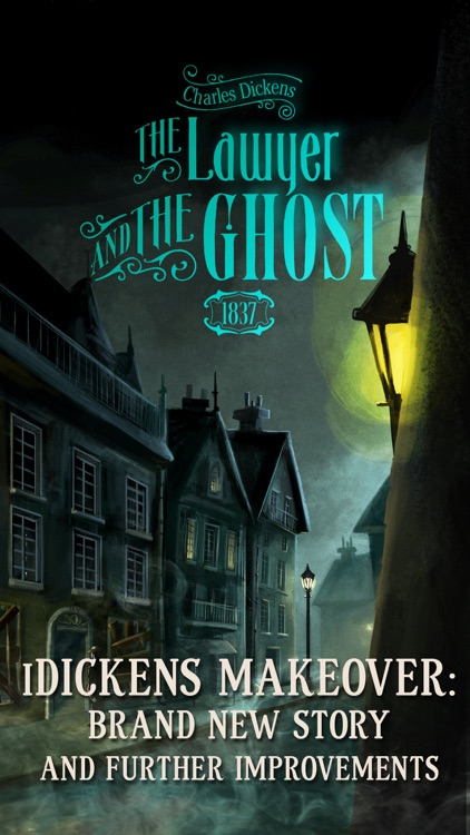 iDickens: Ghost Stories screenshot-4