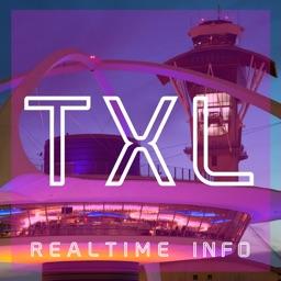 TXL AIRPORT - Realtime Info, Map, More - BERLIN TEGEL (Flughafen Tegel) AIRPORT