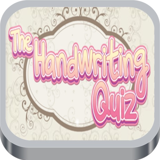 The Handwriting Quiz
