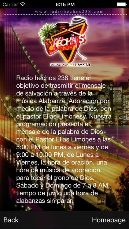 Radio Hechos 238