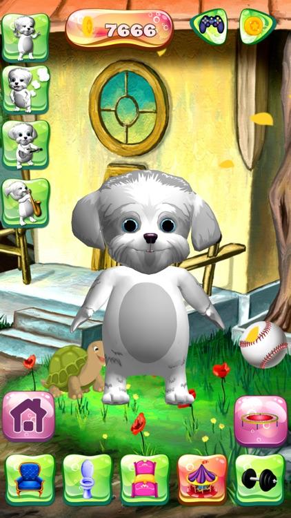 Talking Dog Game screenshot-3