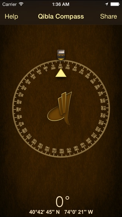 iSalam: Qibla Compass screenshot-0