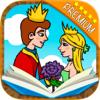 Princesse au petit pois interactive livre - PRO
