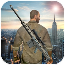 Epic Sniper Killer : New Free 3D Assassin Strike