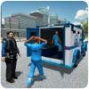 警察の犯罪者交通バン - シティバスドライバ