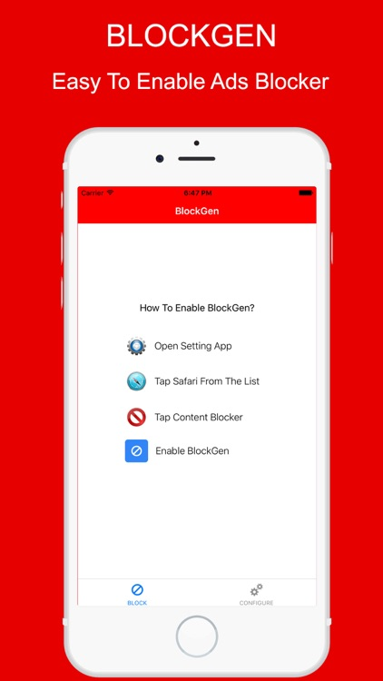 Adblocker for Safari Free