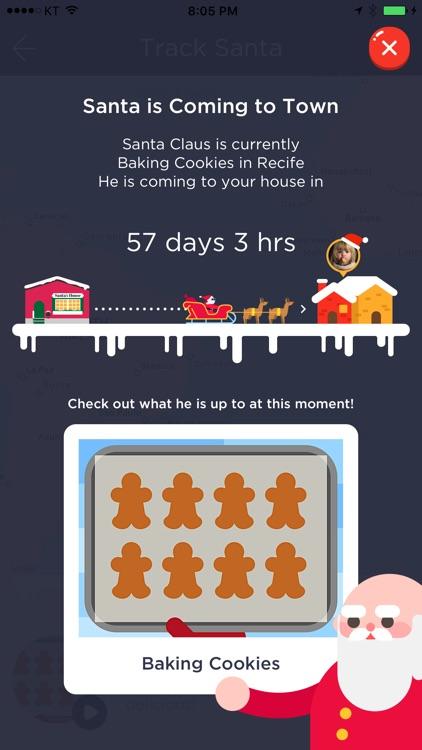 Santa Claus Tracker - Christmas Countdown Begins