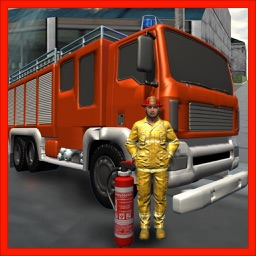 Fire Fighter Rescue Simulator