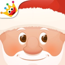 Activities of Christmas - Color Your Puzzle and Paint for Kids