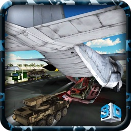 Army Tank Transport Airplane & Truck Drive Game