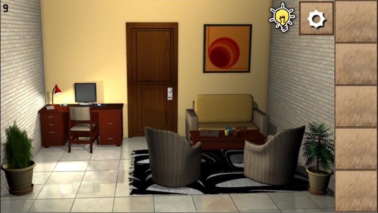 密室逃亡官方经典系列6:逃离危险公寓