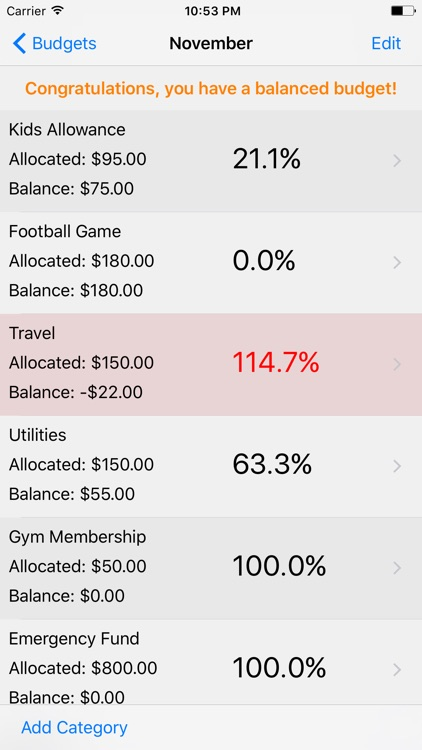 Balanced Budgeting screenshot-1