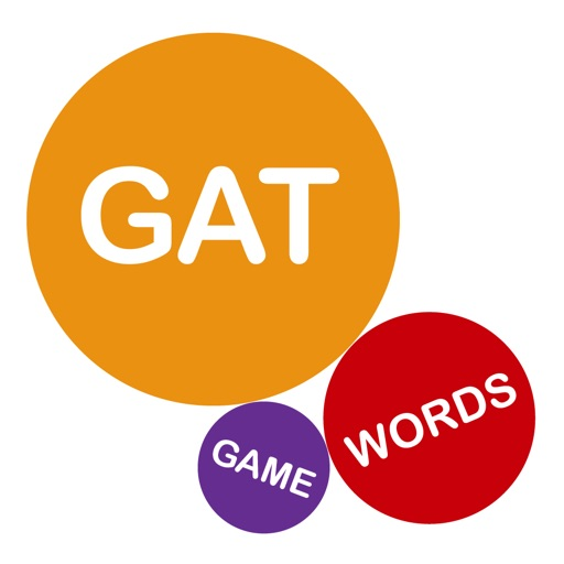 GAT Words Game