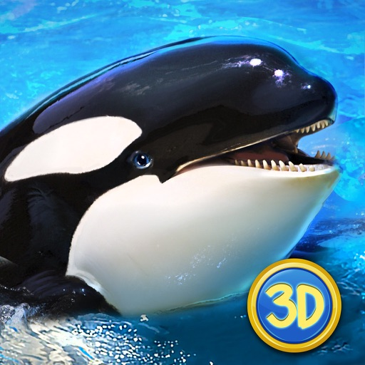 Ocean Whale Orca Simulator: Animal Quest 3D