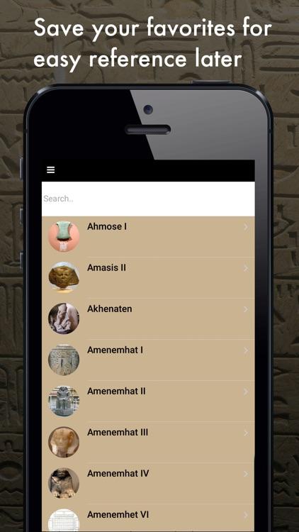 The Egyptian Pharaohs: Rulers of Egypt