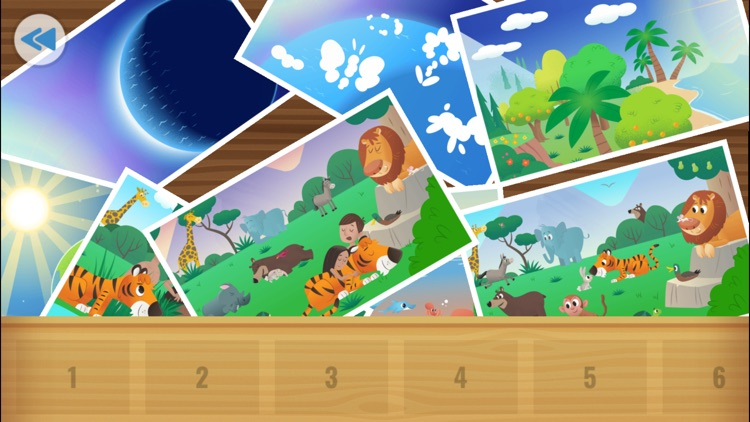 Bible App for Kids screenshot-4
