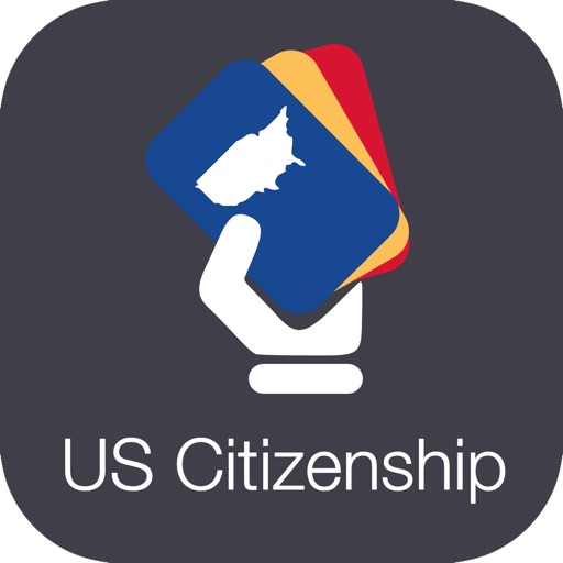 US Citizenship Test Flashcards App with Live Feeds of All Governors, Senators by States & State Capitals. Now with Progress Tracking Spaced Repetition Score!