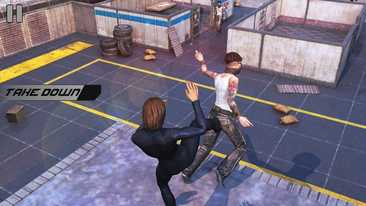 Agent Kim 007 Stealth Game
