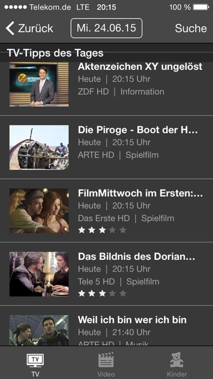 Digital TV Manager screenshot-3