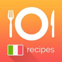 Italian Recipes: Food recipes, cookbook,meal plans