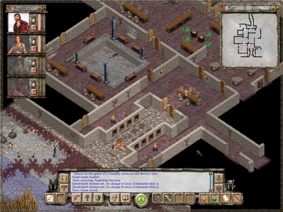 Screenshot #4 pour Avernum: Escape From the Pit HD