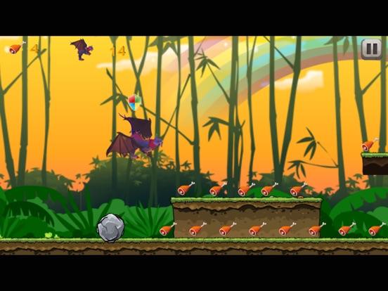 Super monster run adventures in monkey jungle-ipad-3