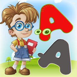 ABC Shadow Matching for kids - Preschool Game