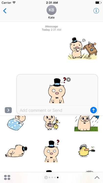 Cool Pets Stickers for iMessage