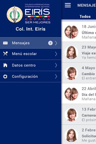 MensaSEK Colegio Int. Eirís - náhled