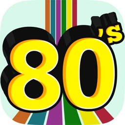 Guess The 80's Quiz - (icon and logo of eighties games, songs, and toys)