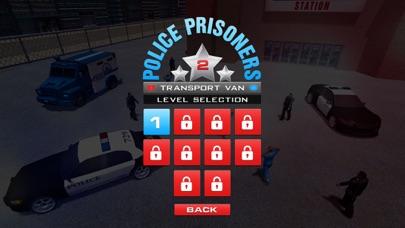 警察の犯罪者交通バン - シティバスドライバのおすすめ画像3
