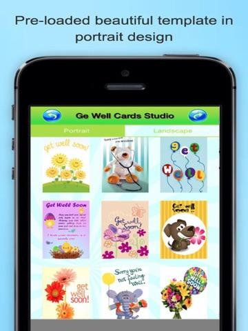 Best get well soon ecardst well soon greeting cards app price drops screenshot 1 for best get well soon ecardst well soon greeting cards m4hsunfo