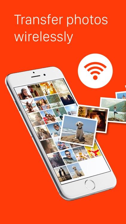 Photo Transfer - Wireless