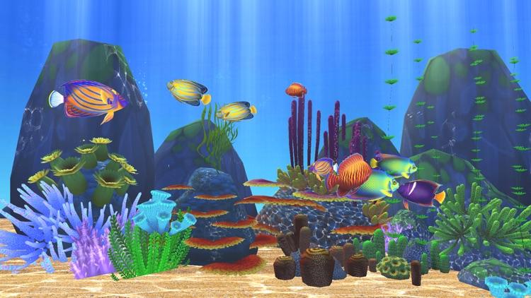 Aquarium Sim screenshot-4