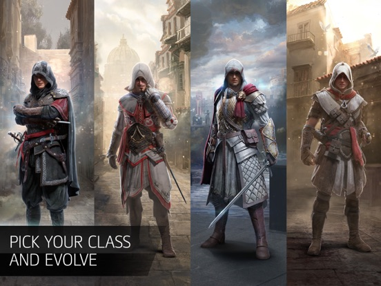 Screenshot #5 for Assassin's Creed Identity