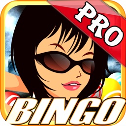 Racing Bingo Rush - Ace Las Vegas Big Trophy Win Bonanza Pro