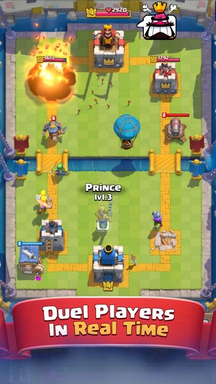 Clash Royale app image