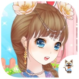 Cute Star Girl - Princess Makeover Games for kids