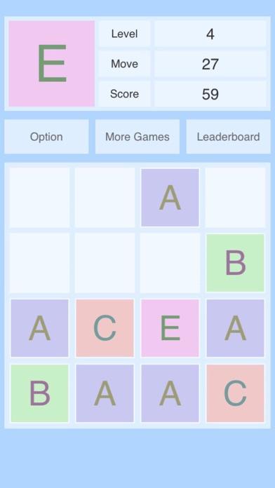 Screenshot #3 pour Combine Alphabet