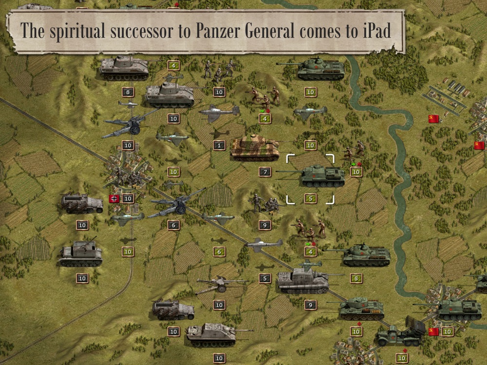 Panzer Corps Cheat Codes