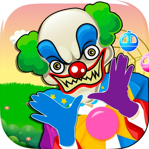 A Clash with Clowns - Super Funny Runner Escape FREE iOS App