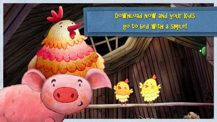 Nighty Night! - The bedtime story app for children screenshot-4