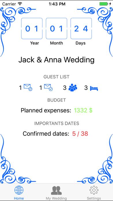 Your Perfect Wedding screenshot two